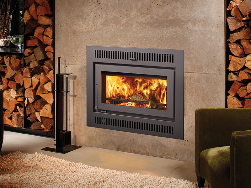 Wood Burning Fireplaces For The Best Prices In Calgary Red