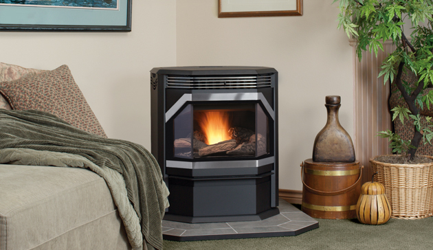 Stoves That Burn Wood Pellets To Keep You Warmer